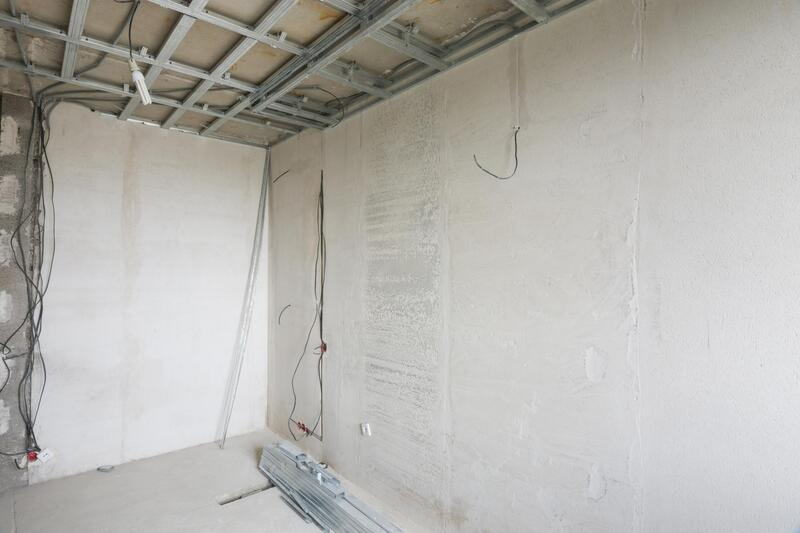 Reno Commercial drywall installation